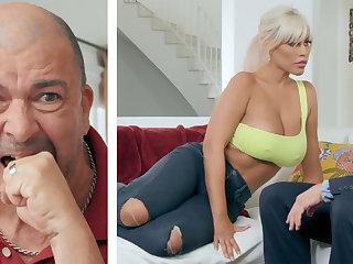 Take charge wife fuck hard husband's boss
