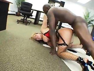 BBW Latin Big Black Cock
