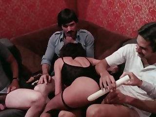 Fruit Group Sex Instalment From Classic XXX Movie