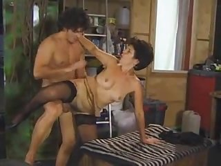 Hungarian mature whore in stockings crazy cheating sex mistiness