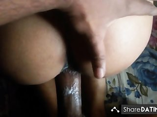Indian NRI Ecumenical Cumming on Cock