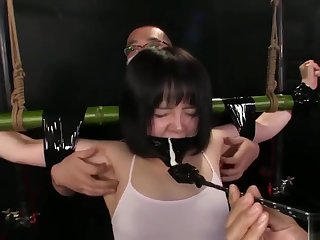 Japanese tickle torture