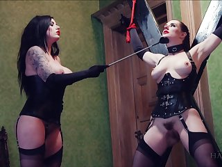 There is nothing better for historic Samantha Bentley than a thresome
