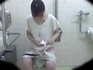 hidden cam in women s restroom