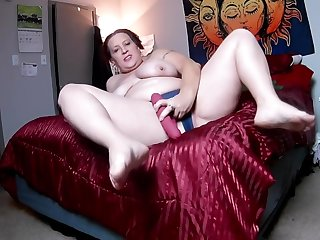 Interdiction Breast-feed , Intense Masturbation up ahead of Bro, Panty Stuffing