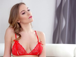 Ardent Russian Ani Blackfox should be awarded for her pussy licking genius