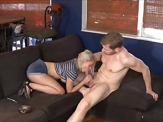 Step Brother & Step Breast-feed in Exalt - Marsha May - Family Therapy