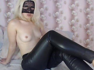 Strict Lady dominates and humiliates BDSM, makes you sniff an ass, part 1