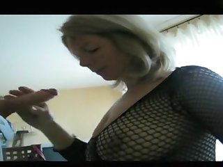 My massive tits become visible hot round my amateur blowjobs video
