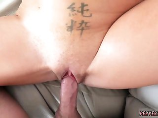 Big titty pitch-dark milf threesome Ryder Skye in Parent
