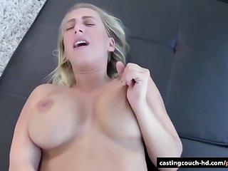 Tammi - Interracial homemade POV sex