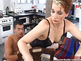 Spanish femdom wife want anal non-native will not hear of resulting