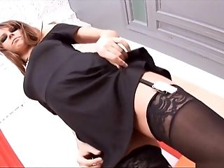 Impressive adult vid star prevalent stunning buttfuck, dark-haired lovemaking vid