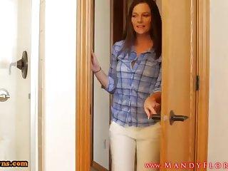 STEPMOMLOVER.COM: mommy training hump to her sonnie yoke